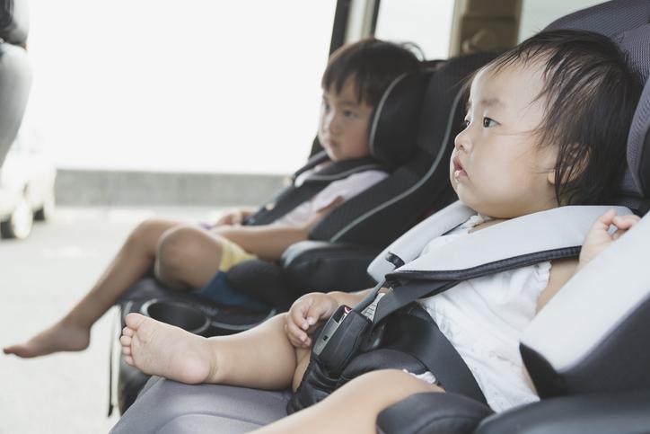 車内の熱中症予防